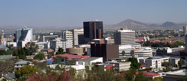 The City of Windhoek