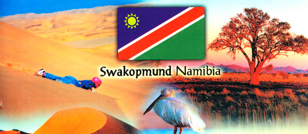 Ten Reasons To Visit Namibia