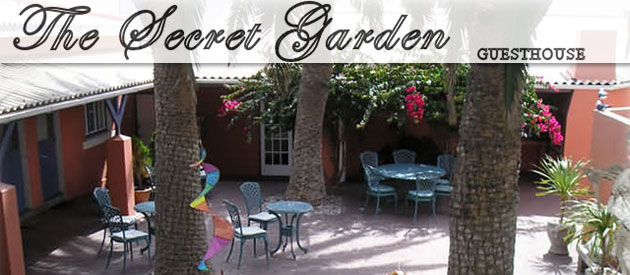 THE SECRET GARDEN GUEST HOUSE