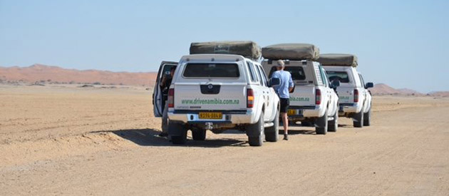 Drive Namibia Car Hire