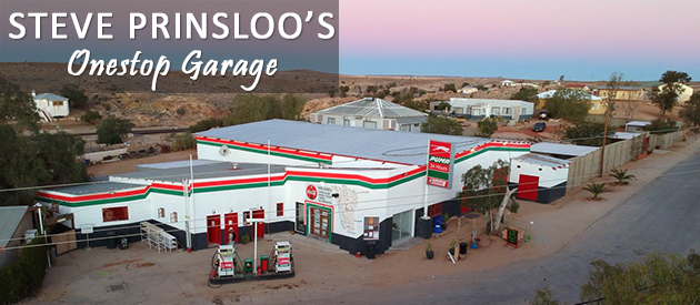 AUS NAMIB GARAGE AND ACCOMMODATION