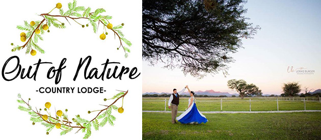OUT OF NATURE COUNTRY LODGE, WEDDING AND CONFERENCE VENUE